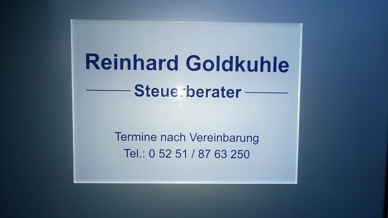 Steuerberater Goldgrube