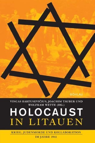holocaust in litauen